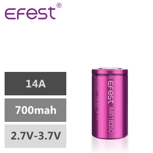 Efest 18350 Rechargeable Battery