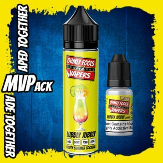 Ohmly Fools and Vapers 60ml MVP