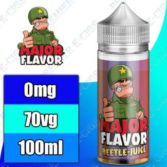Major Flavor 100ml