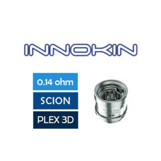 Innokin Scion Plex 3D Coil 0.14 ohm
