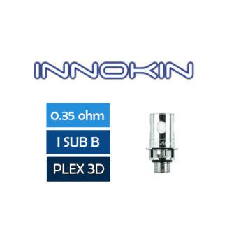 Innokin I Sub-B Plex 3D Coils (5Pack)