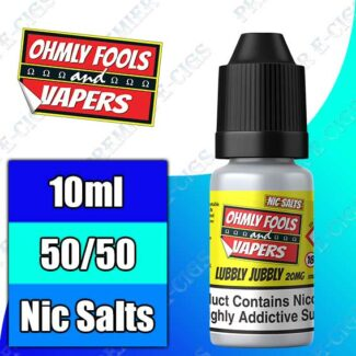 Ohmly Fools 10ml Salts