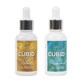 Cubid CBD Drops 30ml 500mg – 1000mg