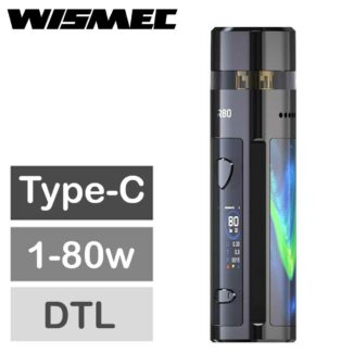 Wismec R80 Pod Mod Kit