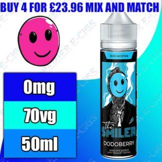 The Smiler E Liquid 50ml